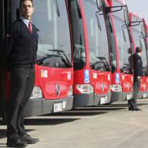 Control de plagas para flotas de autobuses