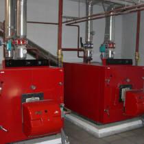 Limpieza y desinfección del sistema de agua fría de consumo humano y del agua caliente sanitaria con acumulador y circuito de retorno